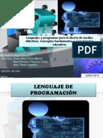 Lenguajes y Programas
