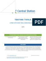Testing Tools Report From IT Central Station 24