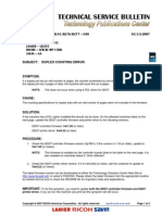 Technical Bulletin DSm716/721