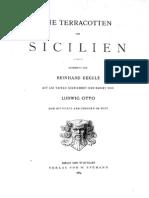Kekule R., Die Terracotten Von Sicilien, Stuttgart, 1884