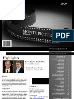Monte Pictures Newsletter
