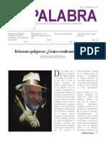 Periodico La Palabra Septiembre 2013