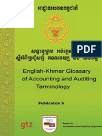 english khmer glossary of accounting and auditing terminology p1