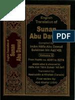 Sunan Abu Dawud Vol. 5 - 4351-5274