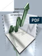 Weekly Derivative 21 to 26 July