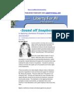 Libertarian Israel Carol Moore