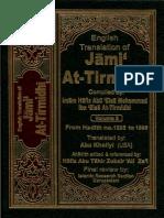 Jami at-Tirmidhi Vol. 3 - 1205-1896