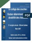 Collage Des Couches