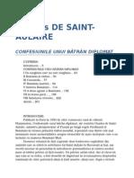 Charles de Saint Aulaire-Confesiunile Unui Batrin Diplomat