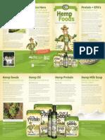 Hemp Products Brochure