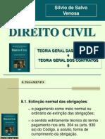 Cap. 8 Pagamento