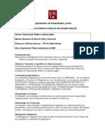 Programa Elementos de Derecho Civil y Comercial 2013