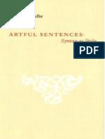 123365998 Artful Sentences