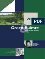 Groen & Ruimte Magazine 2006-2