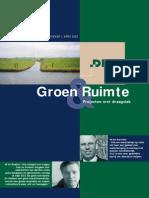 Groen & Ruimte Magazine 2003-1