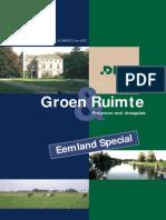 Groen & Ruimte Magazine 2002-2