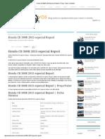 Honda CB 300R 2015 Especial Repsol _ Preço, Fotos e Detalhes