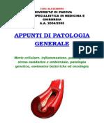 0010 - Appunti Di Patologia Generale