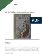 Old Greek Stories by Baldwin, James, 1841-1925