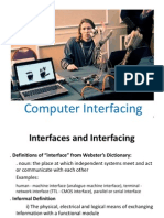 C1 Computer Interfacing