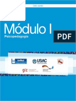 Módulo I Psicopedagogía -Final