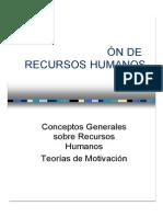 Conceptos Generales Recursos Humanos (Apoyo)