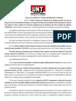 Comunicado en defensa de los alumnos y trabajadores de CIOMIJAS