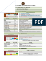 Calendário Acadêmico 2013 e 2014 v. Rev. Dez2013.Dez2013