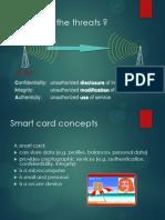SMART CARD PPT PRESENTATION
