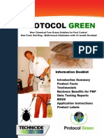 Protocol Green Booklet #1