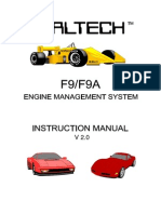 Haltech f9v5 Manual