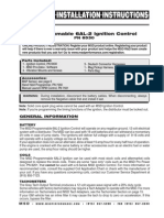 MSD 6530 6al manual