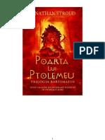 Jonathan Stroud - 3 - Poarta Lui Ptolemeu