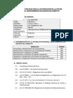 Estudio de Factibilidad Modulo Ensamblaje de Computadoras