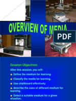 Overview of Media