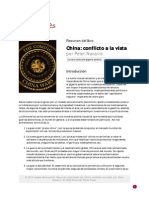 China Conflicto a La Vista