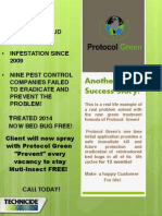 Protocol Green Booklet #2 Another Success Story