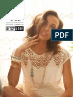 Summer 2014 Kitsy Lane Catalog