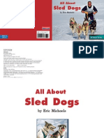 All About Sled Dogs