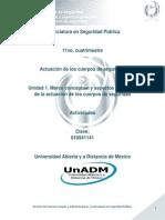 Unidad 1. Marco Conceptual y Aspectos Generales _Actividades
