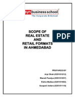 Scope of Retail & Real Estate