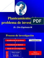 1.Planteamiento Del Problema de Investigación