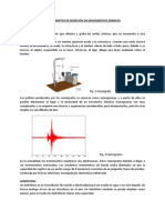 Instrumentos de Medición de Movimientos Sísmicos