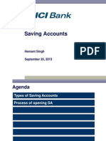 Saving Aaccount Presentation - Copy
