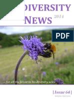BiodiversityNews-64_Spring2014