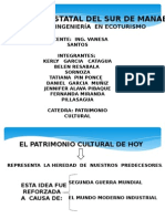 Patrimonio Cultural