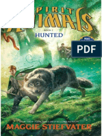 Spirit Animals 2 - Hunted - Maggie Stiefvater