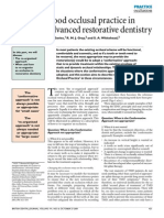 Advanced Restorative Dentistry