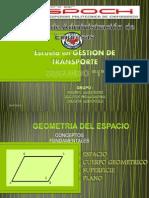 Diapositivas Geometria Del Espacio