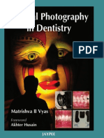 Clinical Photography in Denstistry